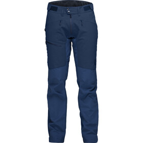 Norrøna Falketind Flex1 Heavy Duty Pants Herre indigo night